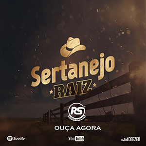 PLAYLIST SERTANEJO RAIZ